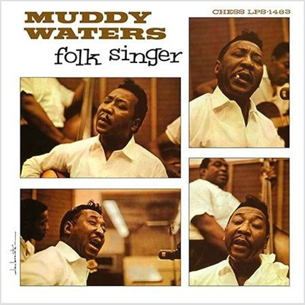 Muddy Waters Folk Singer Analogue Productions 200g LP