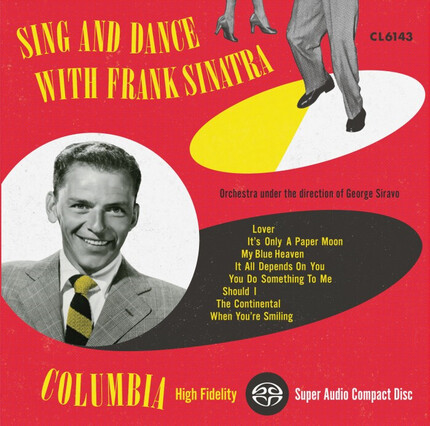 FRANK SINATRA SING AND DANCE WITH FRANK SINATRA IMPEX SACD