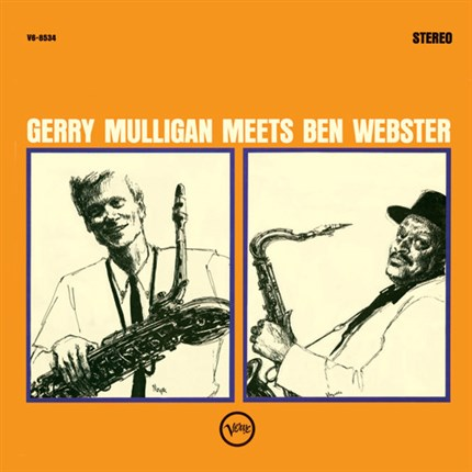 Gerry Mulligan & Ben Webster Gerry Mulligan Meets Ben Webster Numbered Limited Edition 180g 45rpm 2LP ORG