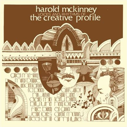 Harold McKinney Voices & Rhythms Of The Creative Profile Pure Pleasure180g LP