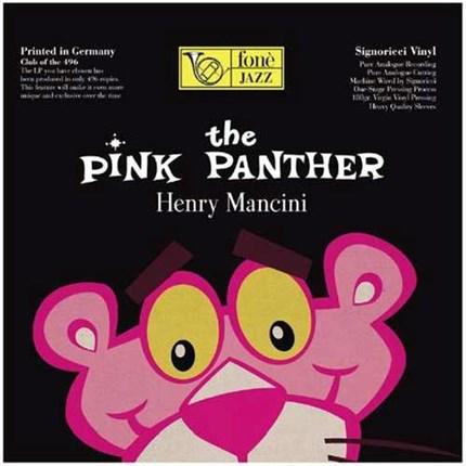 Henry Mancini The Pink Panther 180g FONE LP
