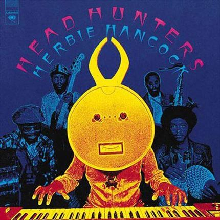 Herbie Hancock Head Hunters ANALOGUE PRODUCTIONS  33 rpm 200g LP