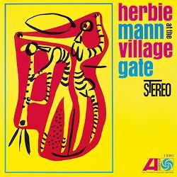 Herbie Mann At The Village Gate SPEAKERS CORNER LP
