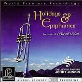 Holidays & Epiphanies, Dallas Wind Symphony Junkin REFERENCE RECORDINGS