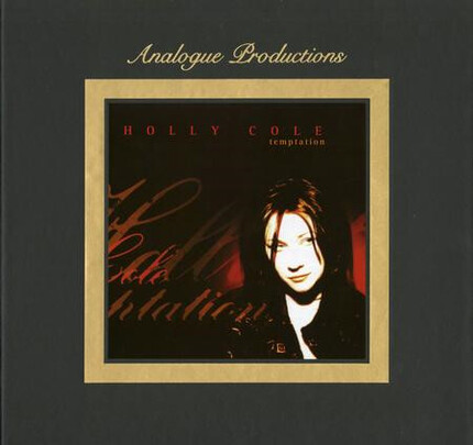 Holly Cole Temptation 200g 45rpm 4LP Box Set ANALOGUE PRODUCTIONS