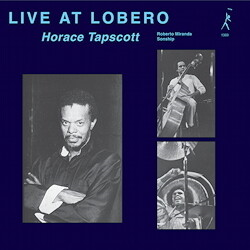 Horace Tapscott Live At Lobero Pure Pleasure LP