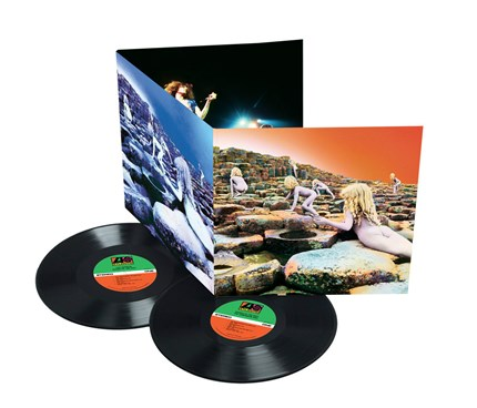 Led Zeppelin Houses Of the Holy Deluxe Edition 180g 2LP Atlantic WEA