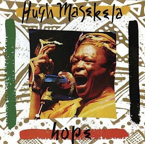 Hugh Masekela Hope 33 rpm