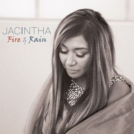 Jacintha Fire & Rain  James Taylor Tribute Groove Note 180g 45rpm 2LP
