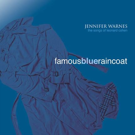 Jennifer Warnes Famous Blue Raincoat Impex Records 180g LP