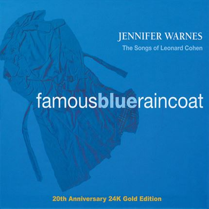 Jennifer Warnes Famous Blue Raincoat Impex Records Gold CD