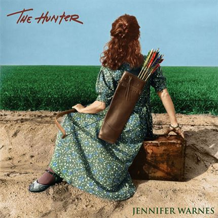 "El disco más conocido de Jennifer Warnes ""The Hunter"" Impex Records 180g LP"