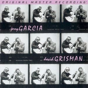 Jerry Garcia & David Grisman Jerry Garcia & David Grisman Mobile Fidelity Numbered Limited Edition 180g 2LP