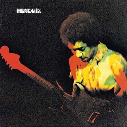 Jimi Hendrix Band Of Gypsys 180g MUSIC ON VINYL LP