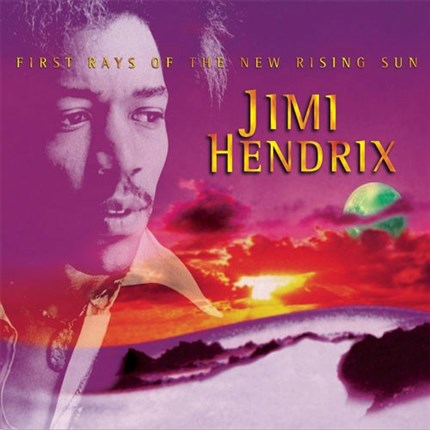 Jimi Hendrix First Rays Of The New Rising Sun MUSIC ON VINYL180g 2LP