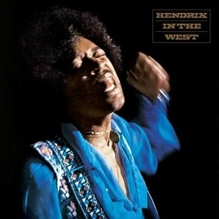 Jimi Hendrix Hendrix In The West SONY LEGACY 200g 2LP
