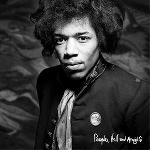 Jimi Hendrix People, Hell & Angels SONY LEGACY 200g 2LP