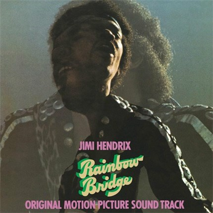 Jimi Hendrix Rainbow Bridge Original Motion Picture Soundtrack Numbered Limited Edition SONY LEGACY200g LP