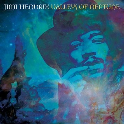 Jimi Hendrix Valleys Of Neptune SONY LEGACY 180g 2LP