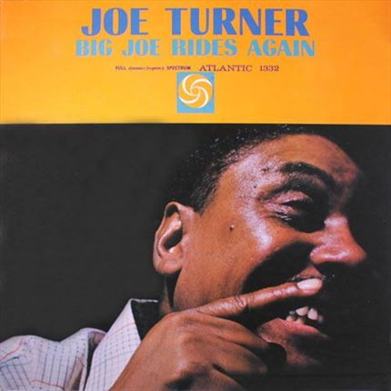 Joe Turner Big Joe Rides Again ATLANTIC 180 gr LP Speakers Corner