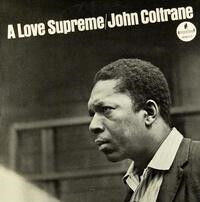 John Coltrane A Love Supreme 180g Analogue Productions LP