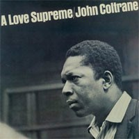 John Coltrane A Love Supreme  ANALOGUE PRODUCTIONS 180g 45rpm 2LP