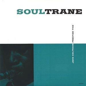 John Coltrane Soultrane Analogue Productions 200g LP (Mono)