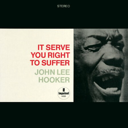 John Lee Hooker It Serve You Right To Suffer ANALOGUE PRODUCTIONS 180g 45rpm 2LP
