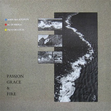 John McLaughlin, Al Di Meola & Paco De Lucia Passion, Grace & Fire Numbered Limited Edition AUDIO FIDELITY 180g LP
