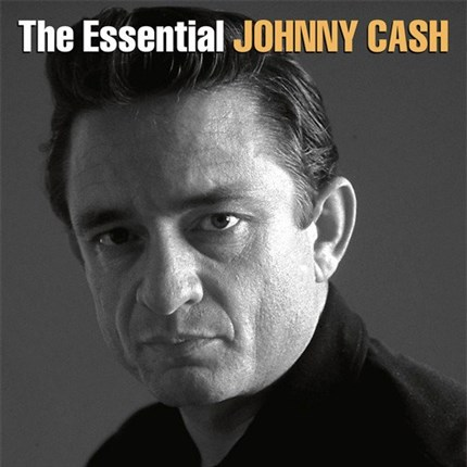 Johnny Cash The Essential Johnny Cash LEGACY RECORDINGS  2LP