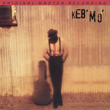 Keb Mo Keb Mo Numbered Limited Edition Hybrid Stereo SACD MOBILE FIDELITY