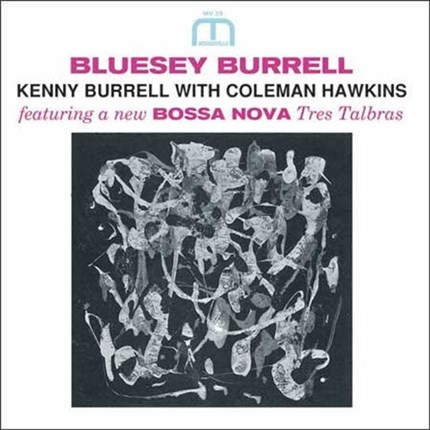 Kenny Burrell Bluesy Burrell ANALOGUE PRODUCTIONS 200g LP (Stereo)