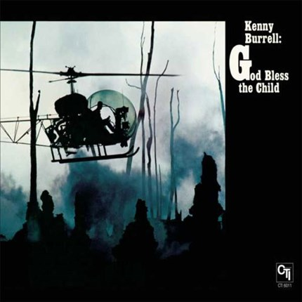 Kenny Burrell God Bless the Child 180g PURE PLEASURE