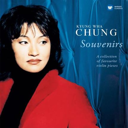 Kyung Wha Chung Souvenirs: A Collection of Favourite Violin Pieces ANALOGPHONIC180g Direct Metal Master 2LP
