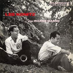 Lee Konitz With Warne Marsh Speakers Corner LP