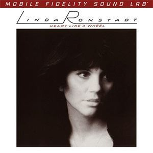 Linda Ronstadt Heart Like A Wheel Numbered Limited Edition Mobile Fidelity 180g LP