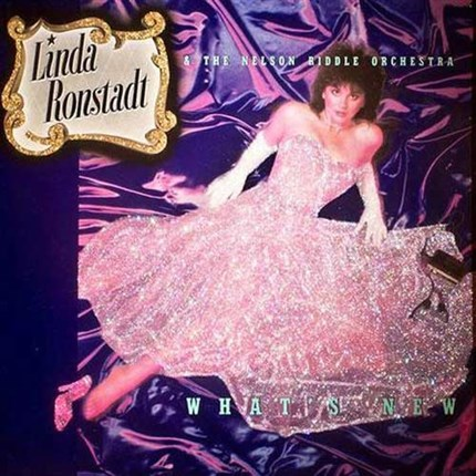 Linda Ronstadt & The Nelson Riddle Orchestra What's New ANALOGUE PRODUCTIONS 200g LP