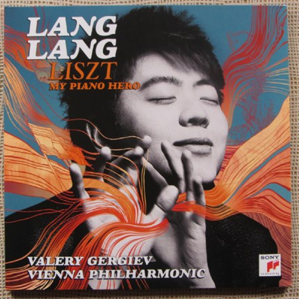 Liszt My Piano Hero Lang Lang SONY