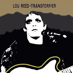 Lou Reed: Transformer RCA LSP-4807 SPEAKERS CORNER