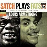 Louis Armstrong Satch Plays Fats Pure Pleasure180g LP