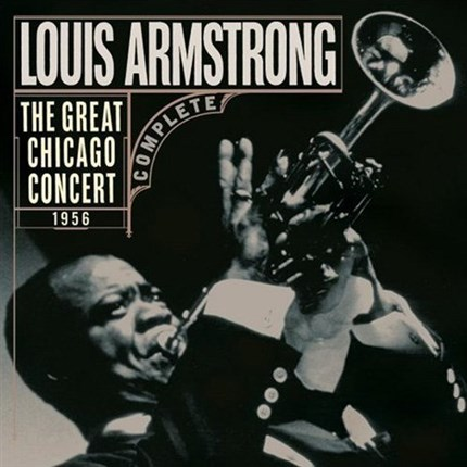 Louis Armstrong The Great Chicago Concert 1956 Pure Pleasure180g Mono 3LP