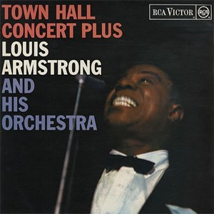Louis Armstrong Town Hall Concert Plus Pure Pleasure180g LP