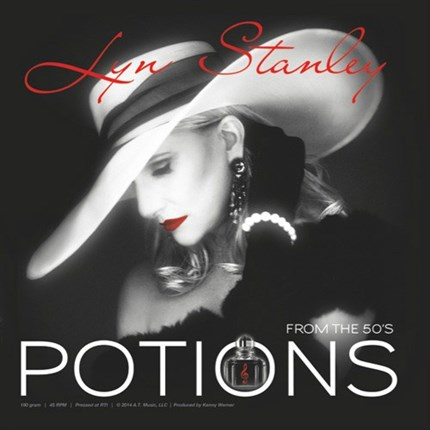 Lyn Stanley Potions (From the 50's) 180g 45rpm 2LP