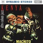 MACHITO & HIS AFRICAN CUBAN ORCHESTRA KENYA Pure Pleasure180g LP