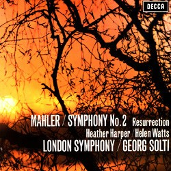 "Gustav Mahler  Symphony No. 2 (""Resurrection"")   Heather Harper, Helen Watts, London Symphony Orchestra and Chorus conducted by Sir Georg Solti DECCA SPEAKERS CORNER"
