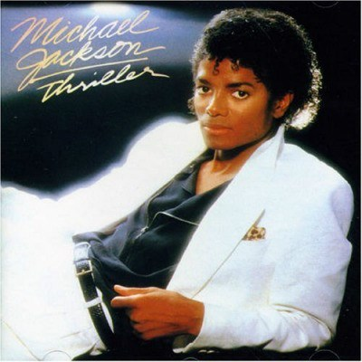 MICHAEL JACKSON THRILLER MUSIC ON VINYL 180 gr