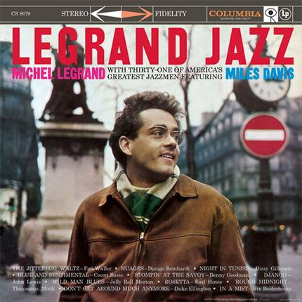 Michel Legrand Legrand Jazz Impex Records Hybrid Stereo SACD