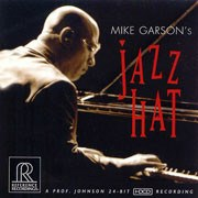 MIKE GARSON JAZZ HAT REFERENCE RECORDINGS