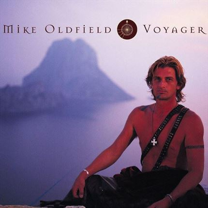Mike Oldfield Voyager 180g Direct Metal Master LP