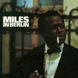 Miles Davis Miles In Berlin COLUMBIA 180g LP (Mono)